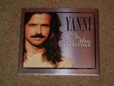 YANNI In The Mirror (CD, Music, New Age, Digipak, Keyboard, Private Music, 1997  #KeyboardSynthesizer