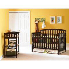 Graco - Freeport Changing Table, Espresso