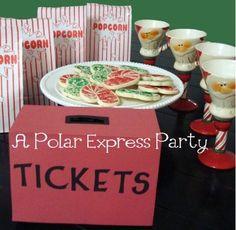 Polar Express Party