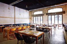 Restaurante lando barcelona