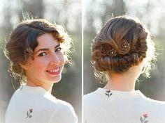 Hair Parlor // Lilla Rose Bobby Pins 3 Ways