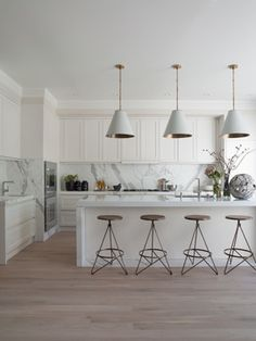 Cow Hollow Residence - transitional - kitchen - san francisco - citidev, inc
