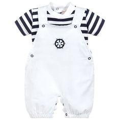 Explore our collection for baby boys and baby girls from luxury designer Mintini Baby. Explore our range for babies from Minitini Baby including; baby grows, two piece outfits, coats and more. Baby Boy Dress, Cute Baby Boy Outfits, Boys Summer Outfits, Cute Baby Clothes, Toddler Outfits, Kids Outfits, Baby Girl Fashion, Kids Fashion, White Dungarees