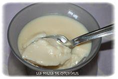 Crème onctueuse vanille (Thermomix) - Les folies de Christalie : ou quand la cuisine devient passion Ainsi, Fondue, Glass Of Milk, Pudding, Passion, Cheese, Ethnic Recipes, Desserts, Chocolate Cream