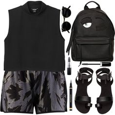 How To Wear I'll be a goth for a day Outfit Idea 2017 - Fashion Trends Ready To Wear For Plus Size, Curvy Women Over 20, 30, 40, 50