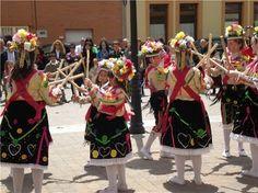 Danza de Almaraz de Duero (Zamora)