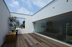 House in Hiyoshi, una solución luminosa para espacios reducidos - despiertaYmira