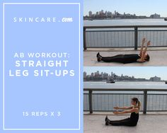 Abs Workout: 3 Easy Exercises For A Strong Core
