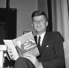 Speedy: John F Kennedy was purportedly a speed reader, and encouraged his staff to practice the technique