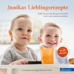 "We do it Baby, one more time: ""Junikas Lieblingsrezepte – salz- & zuckerarm bei vollem Genuss"""