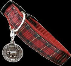 Scottish Terrier Tartan Plaid Collars & Leashes Page