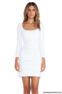 Vestidos cortos ajustados color blanco para fiesta de día 2014 http://vestidoparafiesta.com/vestidos-cortos-ajustados-color-blanco-para-fiesta-de-dia-2014/