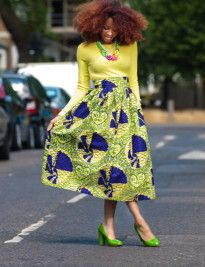 Vintage/thrift African & Western style women's fashion. Shop online for amazing clothing and accessories. African Dresses For Women, African Print Fashion, Tribal Fashion, African Women, Cute Fashion, Fashion Prints, Men's Fashion, African Wedding Attire, African Weddings