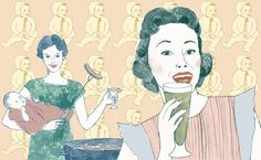 The Real Boozewives | Illustration by Jen Kruch | Story by Sarah Baird