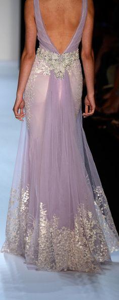Rihanna's Spring 2014 Badgley Mischka Bridesmaid Dress