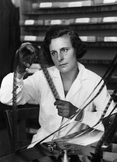 Leni Riefenstahl-she denied having known about the Holocaust, and won nearly 50 libel cases. Besides directing, Riefenstahl released an autobiography and wrote several books on the Nuba people.