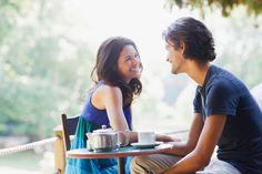 Young Couple Liked Chooski Tea !!!