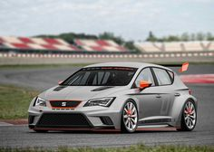 Seat Leon Cup Racer Concept 2013