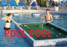 Pool pool #lol