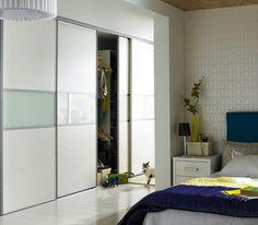 Classic Standard Size Sliding Wardrobe Doors | Sliding Wardrobe World