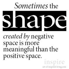 negative + positive