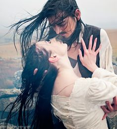 Creative photoshoot by the Lunaesque team, inspired by Emily Bronte's classic masterpiece - Wuthering heights Dreamy Photography, Wuthering Heights, My Sun And Stars, Fantasy Images, Pre Raphaelite, Shabby Vintage, Wedding Poses, Character Inspiration, Mystic
