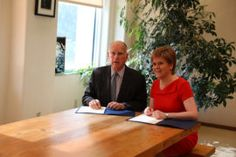 Scotland & California Sign Partnership To Tackle Climate Change | CleanTechnica