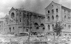 Estampas inéditas de  un Oviedo devastado
