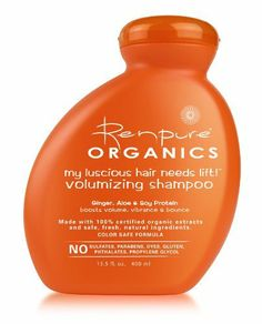 Renpure Organics My Luscious Hair Needs Lift! Volumizing Shampoo, 13.5-Ounce by Renpure Organics, http://www.amazon.com/dp/B0023AV31U/ref=cm_sw_r_pi_dp_Y1V-pb082S1VJ