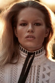 Anna Ewers by Camilla Åkrans for Vogue Germany March 2015 9