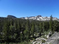 South Lake Tahoe, Hike the Pacific Crest Trail from Echo to Carson