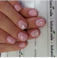 Simple pale pink