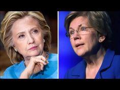 Pub Jan 2016 Elizabeth Warren SLAMS Hillary Clinton With Most Damaging Evidence To Date - YouTube
