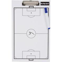 Found it at Wayfair - Erasable Soccer Clipboard
