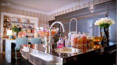 Tamara Ecclestone's Kensington kitchen