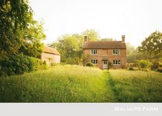 Walnuts Farm, a pretty rural shoot location in Heathfield, East Sussex. Complete with lake, this English farm among the fields is great for photoshoots English Country Cottages, English Countryside, English Farmhouse, Country Houses, Fresco, Beautiful Homes, Beautiful Places, Farm Images, East Sussex