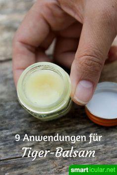 Eine Salbe für jedes Wehwehchen? Tiger-Balsam ist überaus vielseitig und macht zahlreiche Produkte in deinem Medizin-Schrank überflüssig.
