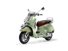 Oh the places you'll go. Vespa GTV 300.