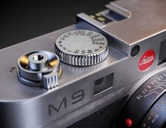 Leica M9 on Behance