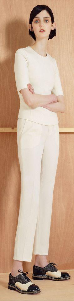 Bouchra Jarrar Spring 2015 Ready-to-Wear