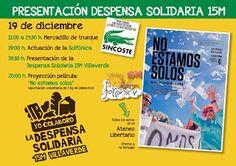 Gente de Villaverde: Mercadillo de trueque y presentación de la Despens...