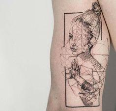We ♥ Tattoo: As tatuagens complexas de Mowgli | IdeaFixa