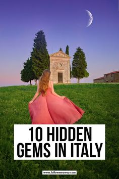 Enhance your Italy itnerary by adding some off the beaten path locations. These magical secret spots and hidden gems in Italy will a perfect for your trip. Travel Tips For Europe, Italy Travel Tips, Travel List, Travel Advice, Budget Travel, Travel Guides, Italy Honeymoon, Italy Vacation, Italy Trip