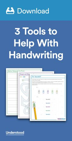 Does your child struggle with handwriting? These tools can help her build the fine motor skills needed for writing by hand.