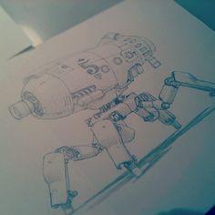 Heavy Armor by JakeParker on deviantART