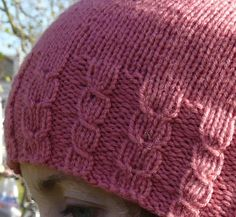 Free Knitting Pattern - Hats: Sophisticat Hat