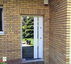 Realizacja projektu na nowoczesne drzwi zewnętrzne - zdjęcie od PARMAX - producent drewnianych drzwi zewnętrznych