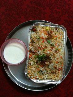 Green Chicken Biryani Recipe by Chef Zakir