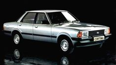 1st in 1981: Ford Cortina - 159,804 - Ford