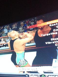 Finlay vs Undertaker